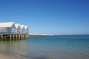 The Busselton Jetty is the longest jetty in the Southern Hemisphere.